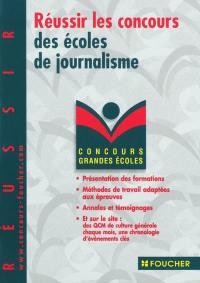 Réussir les concours des écoles de journalisme