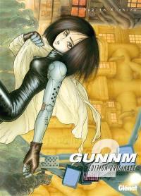 Gunnm. Volume 2,
