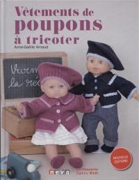 Vêtements de poupons à tricoter