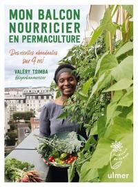 Mon balcon nourricier en permaculture