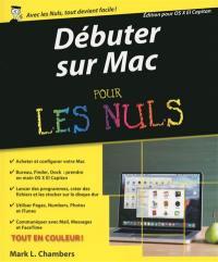 Débuter sur Mac avec OS X pour les nuls