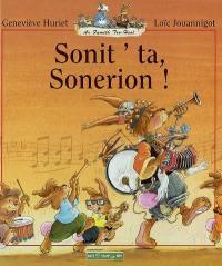 Ar familh Tro-Heol, Sonit'ta, sonerion !