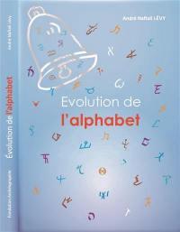 Evolution de l'alphabet