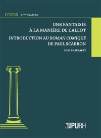 Une fantaisie à la manière de Callot