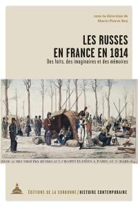 Les Russes en France en 1814