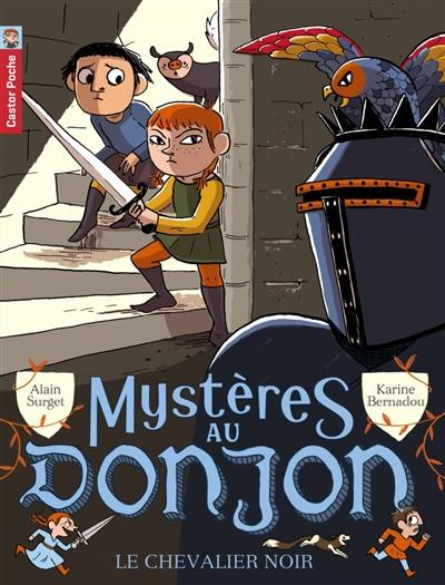 Mystères au donjon. Vol. 1. Le chevalier noir