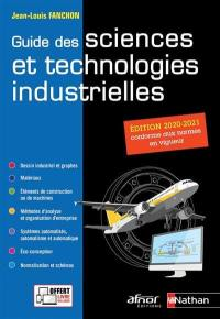 Guide des sciences et technologies industrielles