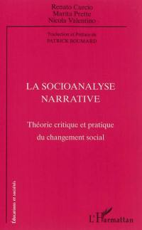 La socioanalyse narrative