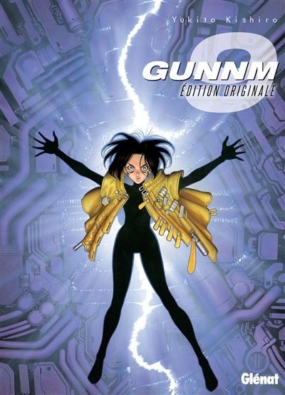 Gunnm. Volume 9,
