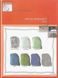 Virtual retrospect 2013