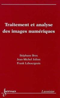 Traitement et analyse des images numériques