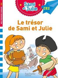 Le trésor de Sami et Julie