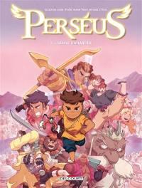 Perséus. Volume 2, L'oracle d'Atlantide