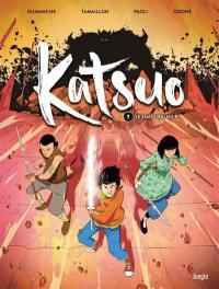 Katsuo. Vol. 1. Le samouraï noir
