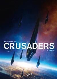 Crusaders. Volume 3, Spectre