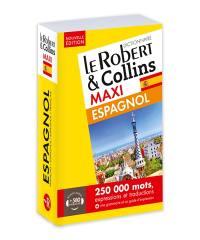 Le Robert & Collins espagnol maxi
