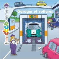 Garage et voitures