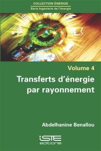 Transferts d'énergie par rayonnement