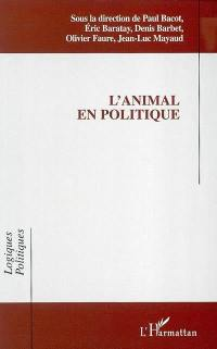 L'animal en politique
