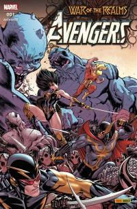 Avengers : the war of the realms. n° 1,