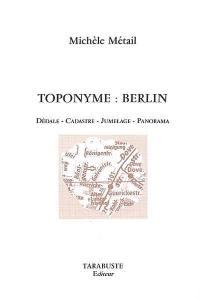 Toponyme : Berlin