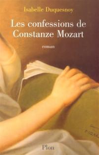 Les confessions de Constanze Mozart,