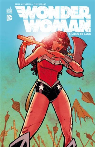 Wonder Woman. Volume 1, Liens de sang
