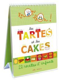 Les tartes et les cakes