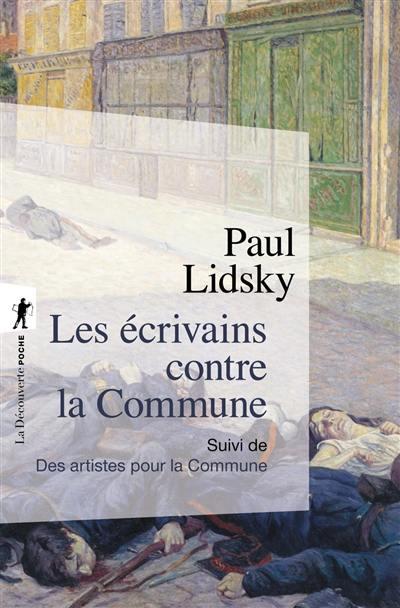 Les écrivains contre la Commune, Des artistes pour la Commune
