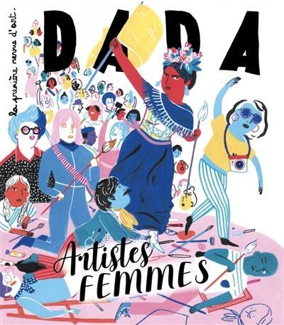 Dada. n° 250, Artistes femmes