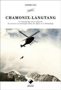 Chamonix Langtang