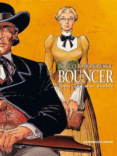 Bouncer. Volume 7, Coeur double