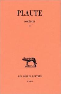 Comédies. Volume 2,