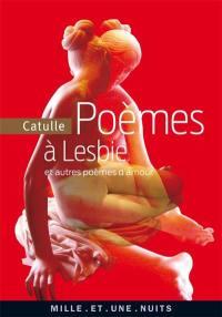 Poèmes à Lesbie