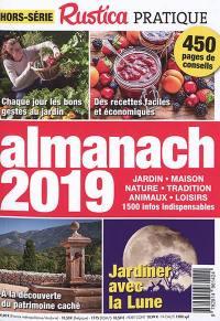 Rustica pratique, hors-série, Almanach 2019
