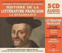 Histoire de la littérature française. Volume 2, La Renaissance