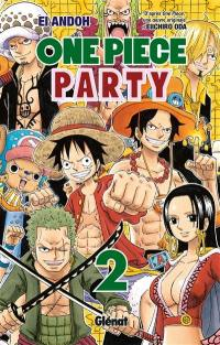 One Piece party. Volume 2,