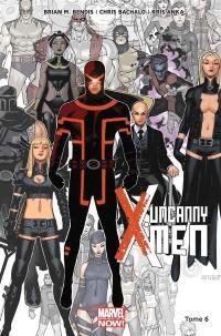 Uncanny X-Men. Volume 6, Le procès de Henry McCoy