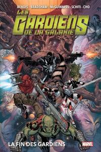 Les gardiens de la galaxie. Volume 2, La fin des gardiens