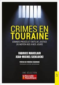 Crimes en Touraine