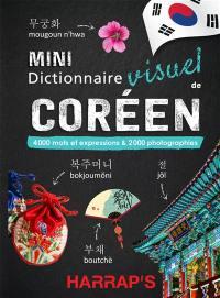 Mini dictionnaire visuel de coréen