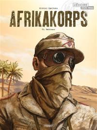 Afrikakorps. Volume 1, Battleaxe