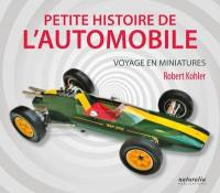Petite histoire de l'automobile