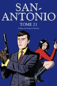 San-Antonio. Vol. 21