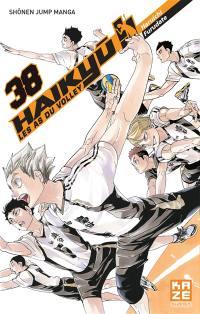 Haikyu !!. Volume 38,