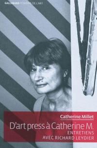 D'Art press à Catherine M.