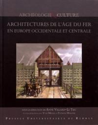 Architectures de l'âge du fer en Europe occidentale et centrale