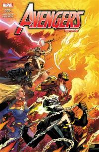 Avengers universe. n° 6,