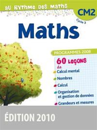 Maths, CM2, cycle 3
