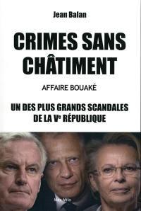 Crimes sans châtiment